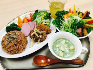 Kaemon Asakusa   Tokyo Vegetarian Restaurants and Cafe Guide