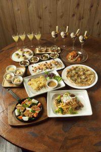 Menu of Future Food Cafe Restaurant TUBU TUBU