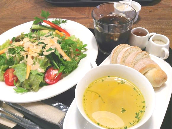 Menu of SASAYA CAFE