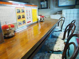 Bar Counter of Korinbo