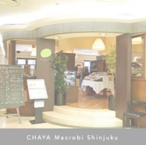 Chaya Macrobi Shinjuku