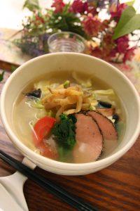 Menu of Saishoku Kenbi Higashi-Okubo