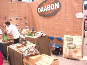 Organic Coffee from DAABON