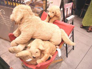 Dolls of Dogs of Wan no hana
